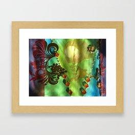 Daybreak Redemption Framed Art Print