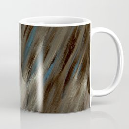 Closed Eye Mountain Landscape Coffee Mug