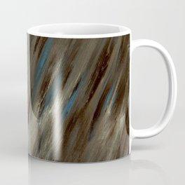 Closed Eye Mountain Landscape Coffee Mug