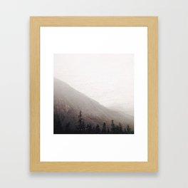 Drop-lets Framed Art Print