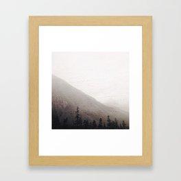 Drop-lets Framed Art Print