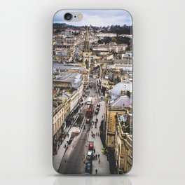 Bath Overlook iPhone Skin