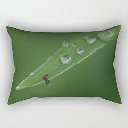 Aqui y Ahora Rectangular Pillow
