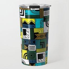 Napkin Darts Travel Mug