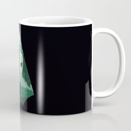 Arrow green Coffee Mug