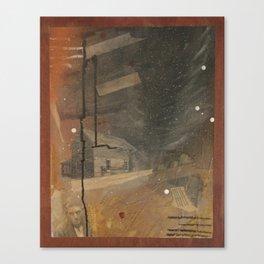 """Hell"" Canvas Print"
