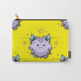 Kitty Fairy Fluff Carry-All Pouch