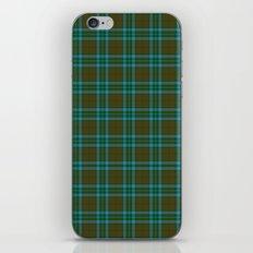 Canadian Fancy Tartan iPhone & iPod Skin