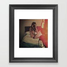 Last days Framed Art Print