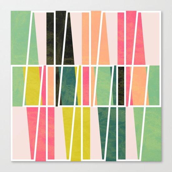 Fill & Stroke IV Canvas Print