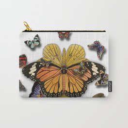 BUTTERFLIES ICE CREAM Carry-All Pouch