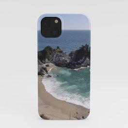 McWay Falls, Big Sur California iPhone Case