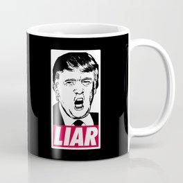 Trump - Liar Coffee Mug