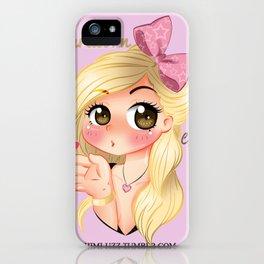 Taracorn iPhone Case