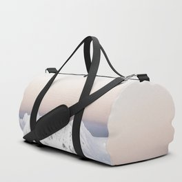 Touching the Sky Duffle Bag