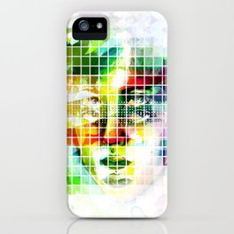 2 perspectives iPhone Case