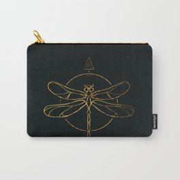 The Dragonfly Carry-All Pouch