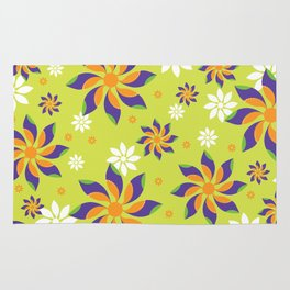 Flowerswirl Rug
