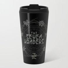 The Seven Wonders Travel Mug