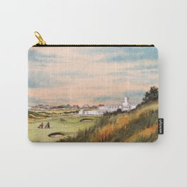 Royal Birkdale Golf Course Carry-All Pouch