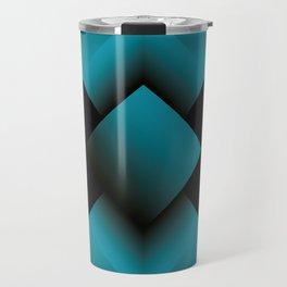 The revelation of the blue tower Travel Mug