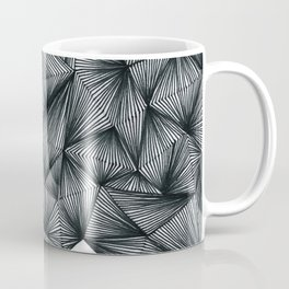 Triangles and lines Coffee Mug
