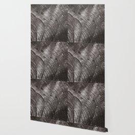 Wood Lines Wallpaper