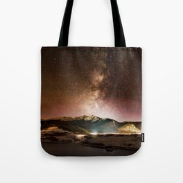 Prospect Milky Way Tote Bag