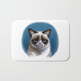 Grumpy Cat Bath Mat