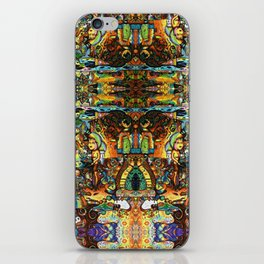 BBQSHOES™: Ebent-D Psychedelic Art iPhone Skin
