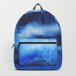 Blue Layers Backpack