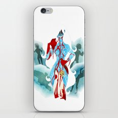 Marvel - Frost Giantess iPhone & iPod Skin