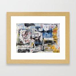 Babel Framed Art Print