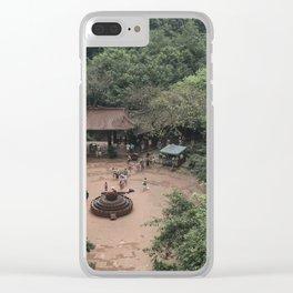 Sichuan Clear iPhone Case