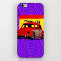 volkswagen iPhone & iPod Skins featuring VolkSWAGen by Colby Gray