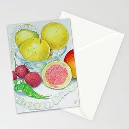 Pikake Lei Stationery Cards