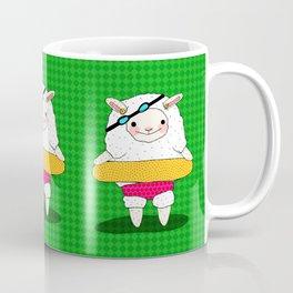 Let's Go To A Pool (Lambie) Coffee Mug