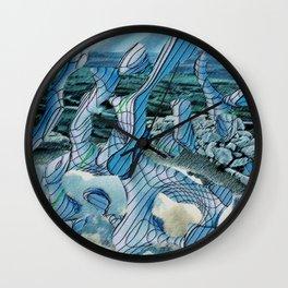 Linguistics Wall Clock