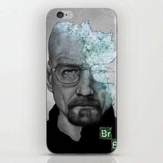 Walter White/Breaking Bad iPhone & iPod Skin
