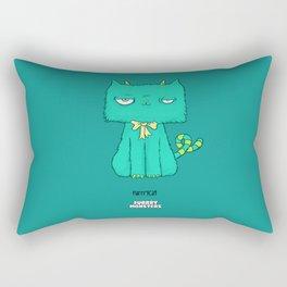 Furrrycat Rectangular Pillow