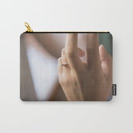 love hand Carry-All Pouch