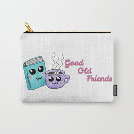 Good Old Friends Carry-All Pouch