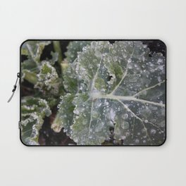 The First Frost Laptop Sleeve