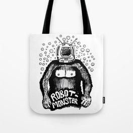 Robot-Monster Tote Bag