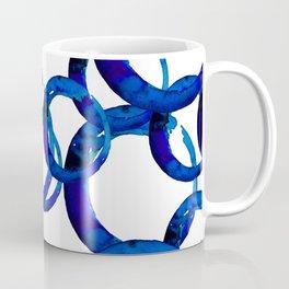 Enso Of Zen No. 21 by Kathy Morton Stanion Coffee Mug