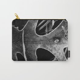 Frosted Edge Carry-All Pouch