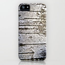 Tree Bark - The Peace Collection iPhone Case