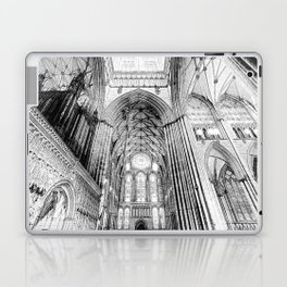 York Minster Art Laptop & iPad Skin