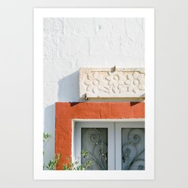 Apulian Dreams - 4 Art Print