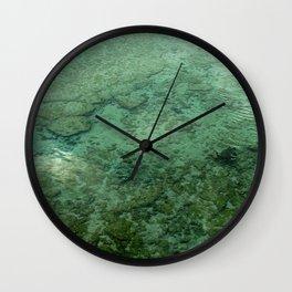 Kona Water Wall Clock